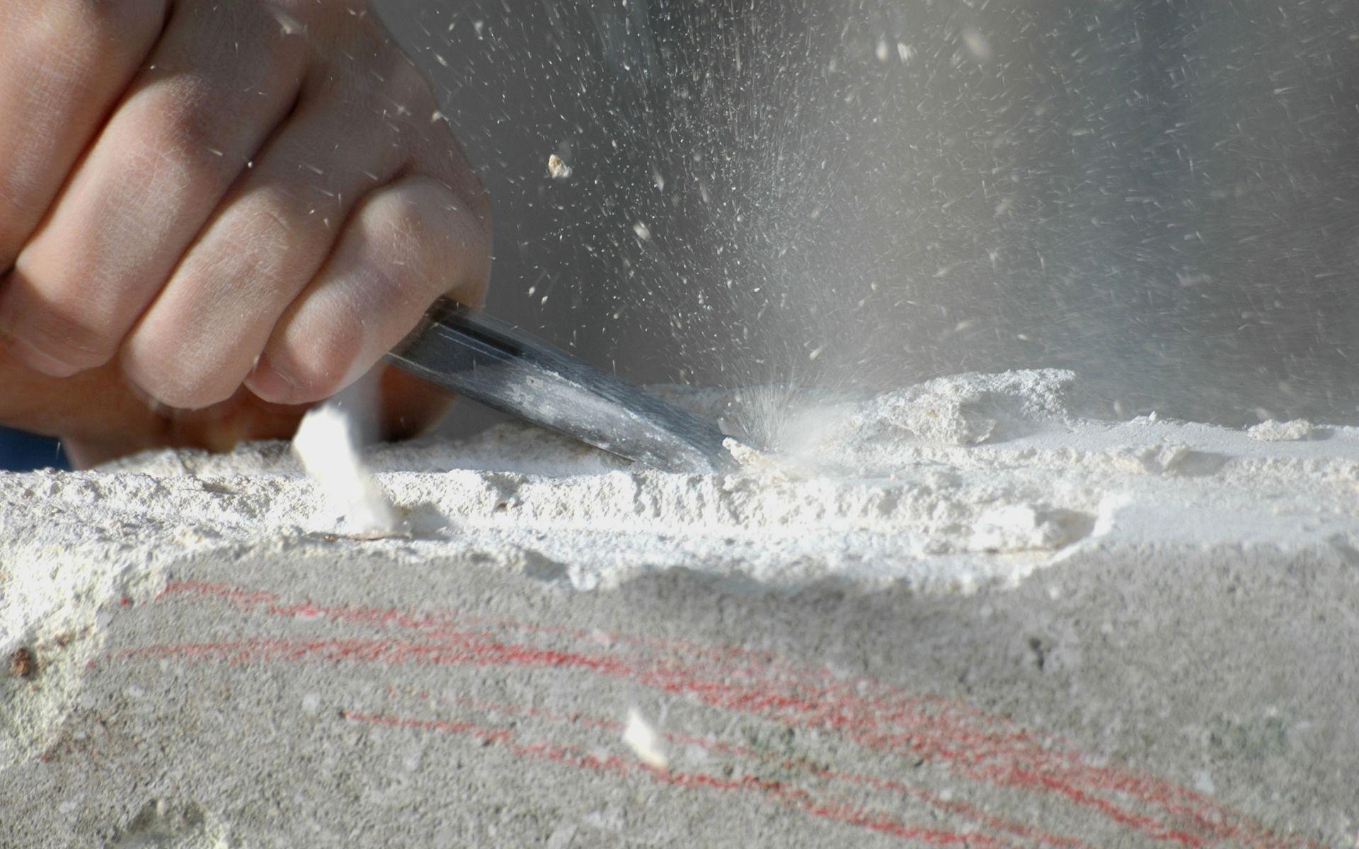 uso de martelete em apartamentos marreta e talhadeira