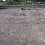 Terraços de cobertura antes da impermeabilização