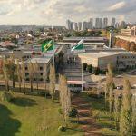 A Fibersals impermeabilizou lajes e terraços no Câmpus da Indústria do SESI - PR, em Curitiba