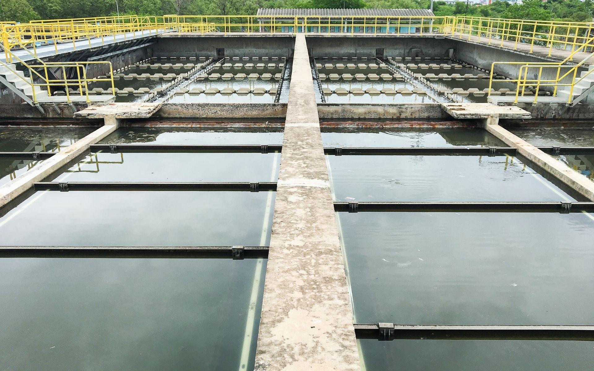 impermeabilização de tanques de contenção